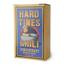 Hard Times Cincinnati Style Chili Mix - Cincinnati Style Chili Mix (4 oz.)