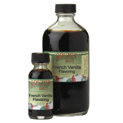 French Vanilla Flavoring - 2 oz.