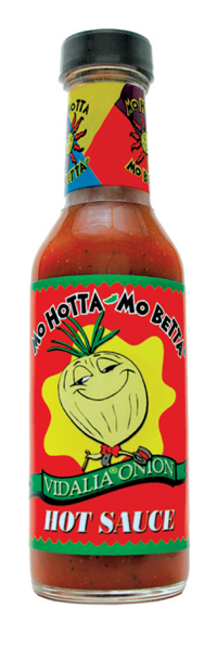 Mo Hotta Vidalia(TM) Onion Hot Sauce