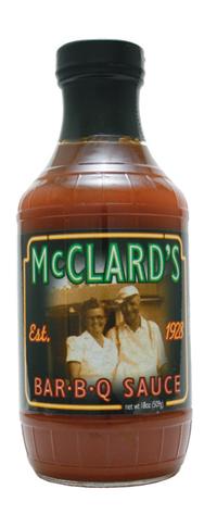 McClards BBQ Sauce