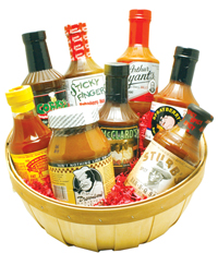 America's Best BBQ Joints Basket