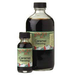 Caramel Flavoring - 8 oz.