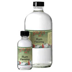 Rum Flavoring - 8 oz.