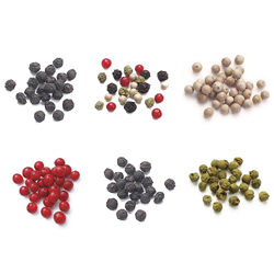 Pepper, Buy All 6 Whole Peppercorns