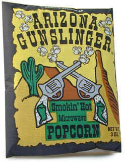 Arizona Gunslinger Popcorn
