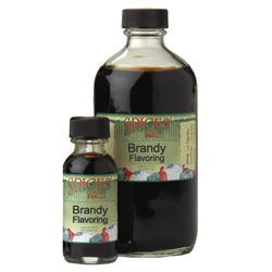 Brandy Flavoring - 8 oz.