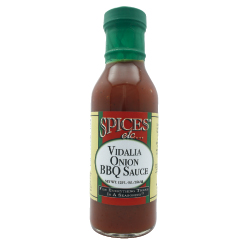 Spices Etc. Vidalia Onion (TM) Barbeque Sauce