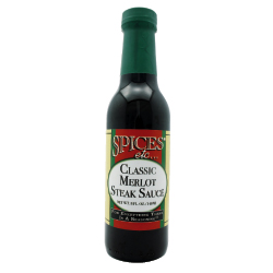 Spices Etc. Merlot Steak Sauce