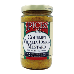 Spices Etc. Vidalia(TM) Onion Mustard