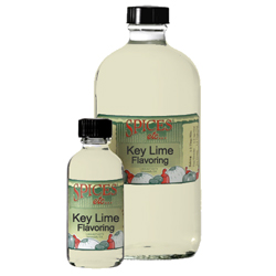 Key Lime Flavoring - 2 oz.
