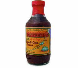 Roadhouse BBQ Sauce, Hot & Spicy