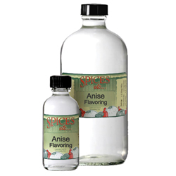 Anise Flavoring - 8 oz.