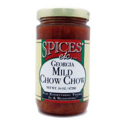 Spices Etc. Mild Georgia Chow Chow