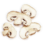 Mushrooms, Mushroom Slices - Pint (1.8 oz.)