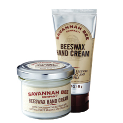 Savannah Bee Beeswax Hand Cream