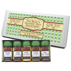 The Basic Spices Assortment