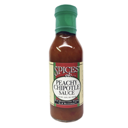 Spices Etc. Peachy Chipotle Sauce