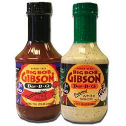 Big Bob Gibson's BBQ Sauces