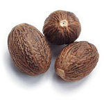 Nutmeg, Whole - Quart (20 oz.)