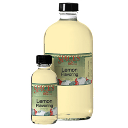 Lemon Flavoring - 16 oz.