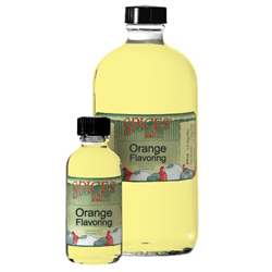 Orange Flavoring - 2 oz.