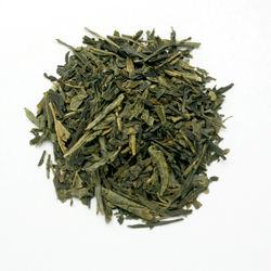 Panfired Green Tea