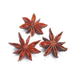 Anise, Star, Whole/Pieces - Quart (8 Oz.)